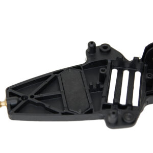 Mégane motor mount with magnet retainer and screws