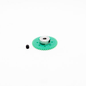 42T angle-winder spur gear with M3 grab screw (1x)
